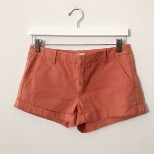 Joie Orange Shorts